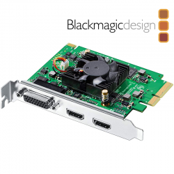 BlackMagic Intensity Pro 4K